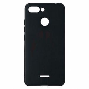 Phone case for Xiaomi Redmi 6 Constellation Pisces - PrintSalon