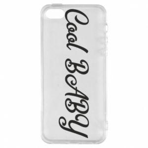 Etui na iPhone 5/5S/SE Cool baby