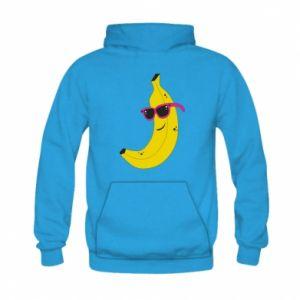Bluza z kapturem dziecięca Cool banana