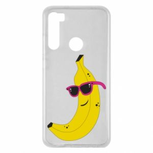 Etui na Xiaomi Redmi Note 8 Cool banana