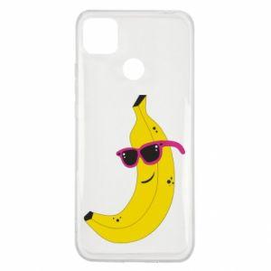 Xiaomi Redmi 9c Case Cool banana