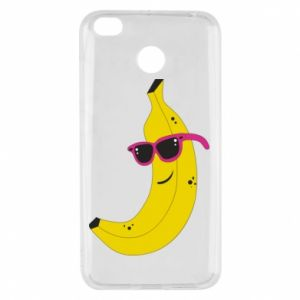 Xiaomi Redmi 4X Case Cool banana