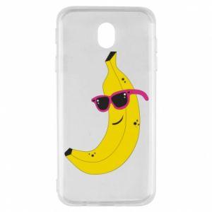 Etui na Samsung J7 2017 Cool banana