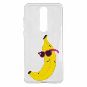 Etui na Nokia 5.1 Plus Cool banana