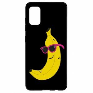 Etui na Samsung A41 Cool banana