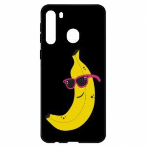 Etui na Samsung A21 Cool banana