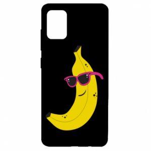 Etui na Samsung A51 Cool banana
