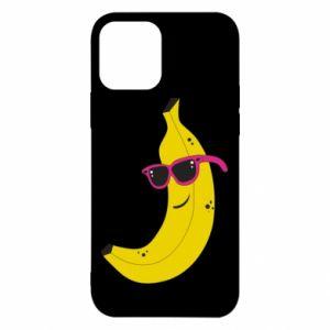 Etui na iPhone 12/12 Pro Cool banana