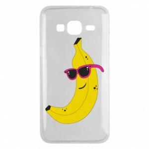 Etui na Samsung J3 2016 Cool banana