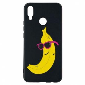 Etui na Huawei P Smart Plus Cool banana