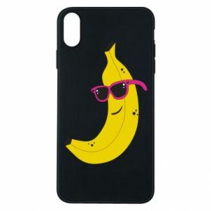 Etui na iPhone Xs Max Cool banana