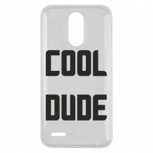 Etui na Lg K10 2017 Cool dude