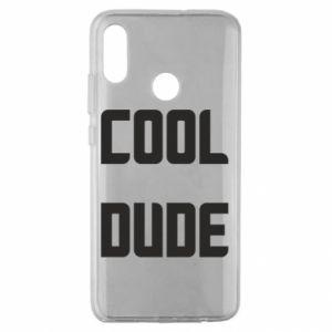 Etui na Huawei Honor 10 Lite Cool dude