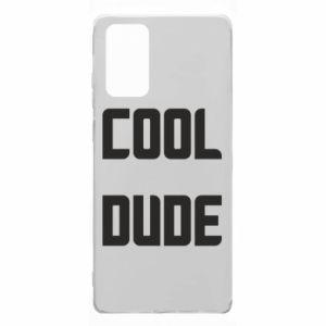 Etui na Samsung Note 20 Cool dude