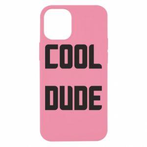 Etui na iPhone 12 Mini Cool dude
