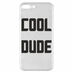 Etui na iPhone 8 Plus Cool dude