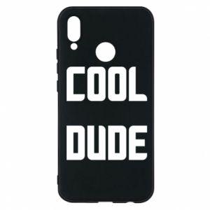 Etui na Huawei P20 Lite Cool dude