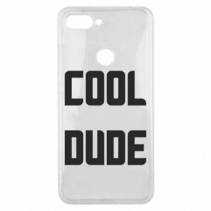 Etui na Xiaomi Mi8 Lite Cool dude