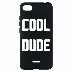 Etui na Xiaomi Redmi 6A Cool dude