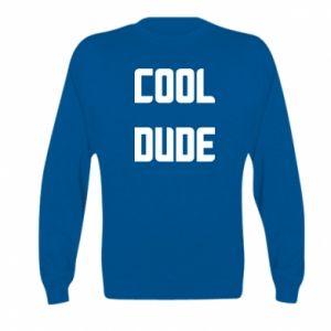 Bluza dziecięca Cool dude