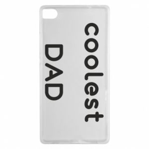 Huawei P8 Case Coolest dad