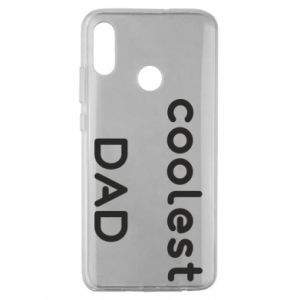 Huawei Honor 10 Lite Case Coolest dad