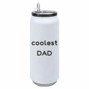 Puszka termiczna Coolest dad