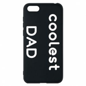 Huawei Y5 2018 Case Coolest dad