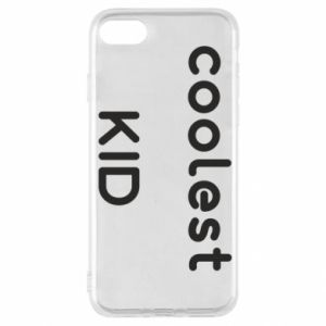 Etui na iPhone SE 2020 Coolest kid