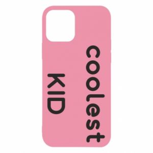 Etui na iPhone 12/12 Pro Coolest kid