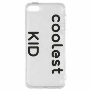 Etui na iPhone 5/5S/SE Coolest kid