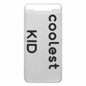 Etui na Samsung A80 Coolest kid