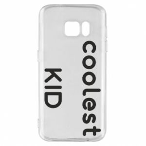Etui na Samsung S7 Coolest kid
