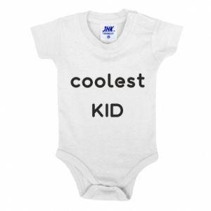 Body dziecięce Coolest kid
