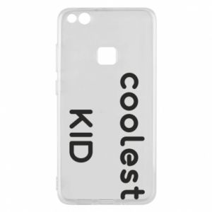 Etui na Huawei P10 Lite Coolest kid