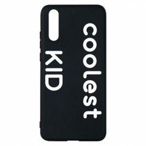 Etui na Huawei P20 Coolest kid
