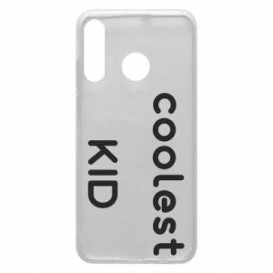 Etui na Huawei P30 Lite Coolest kid