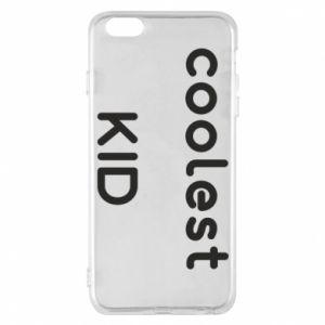Etui na iPhone 6 Plus/6S Plus Coolest kid