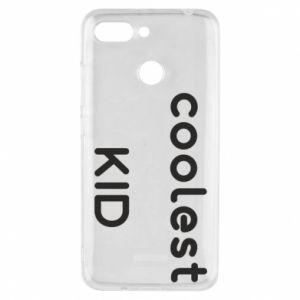 Etui na Xiaomi Redmi 6 Coolest kid