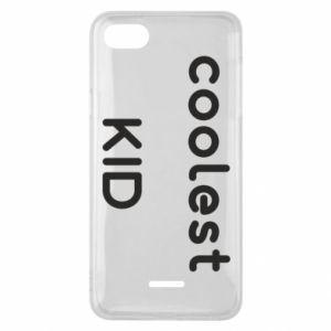 Etui na Xiaomi Redmi 6A Coolest kid