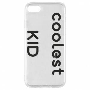 Etui na iPhone 7 Coolest kid
