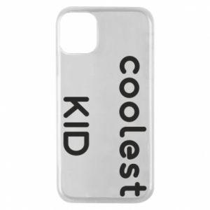 Etui na iPhone 11 Pro Coolest kid