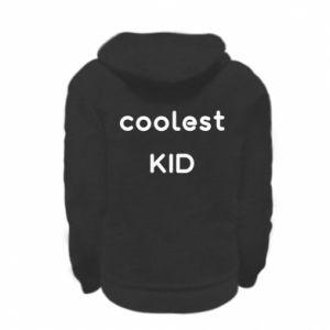 Bluza na zamek dziecięca Coolest kid