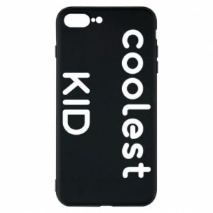 Etui na iPhone 7 Plus Coolest kid