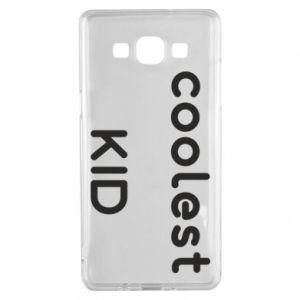 Etui na Samsung A5 2015 Coolest kid