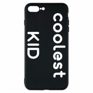 Etui na iPhone 8 Plus Coolest kid
