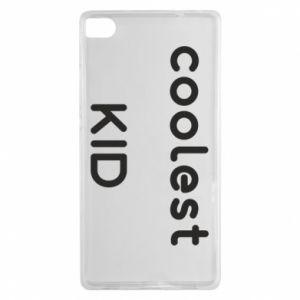 Etui na Huawei P8 Coolest kid