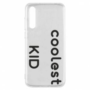 Etui na Huawei P20 Pro Coolest kid