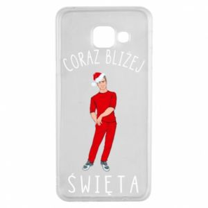 Samsung A3 2016 Case Getting closer to Christmas