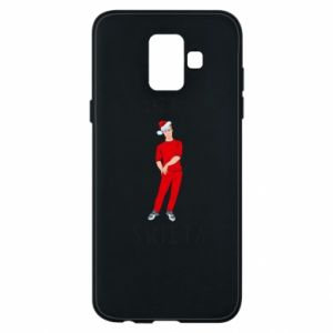 Samsung A6 2018 Case Getting closer to Christmas